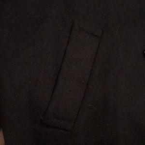 LOFT Jackets & Coats - Loft Navy Blue Cape Coat - NWT - Size L